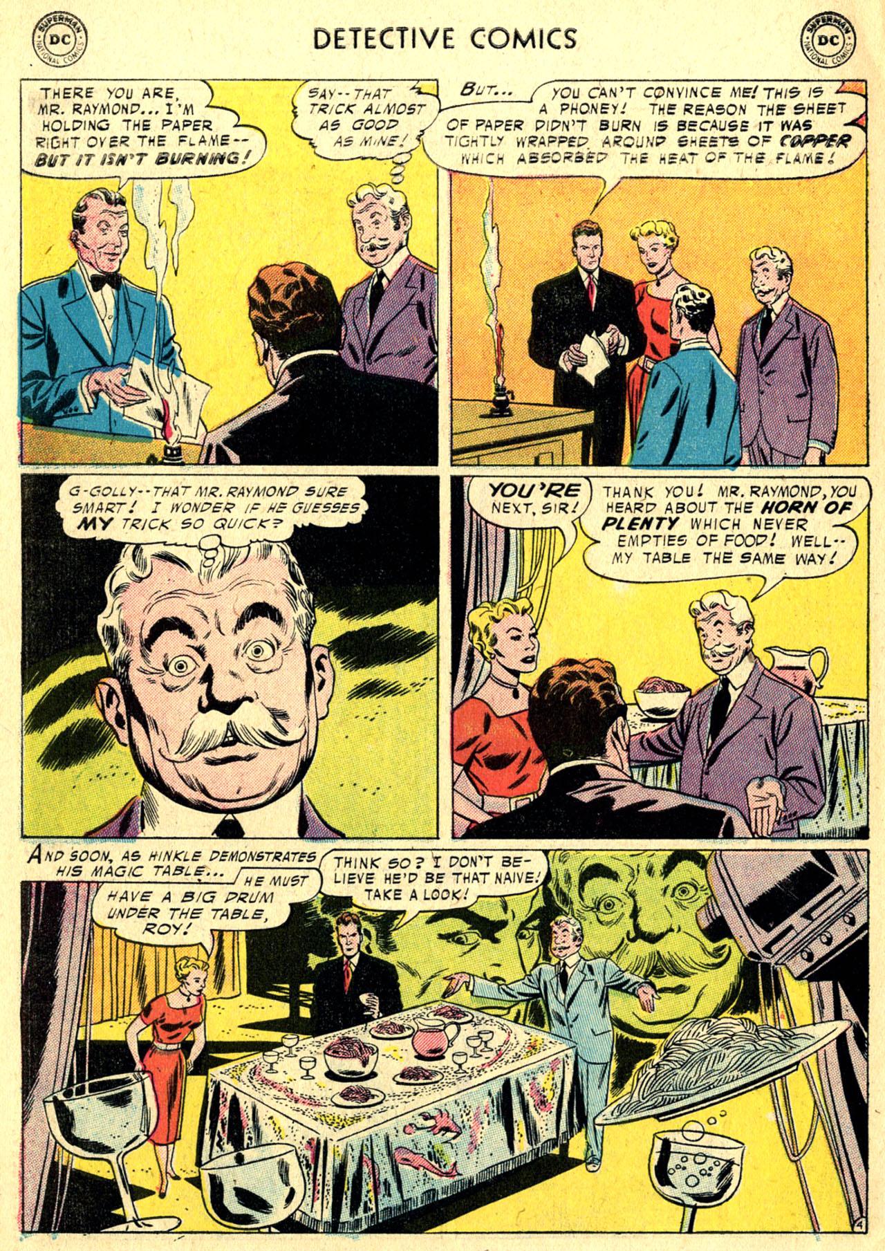 Read online Detective Comics (1937) comic -  Issue #236 - 30