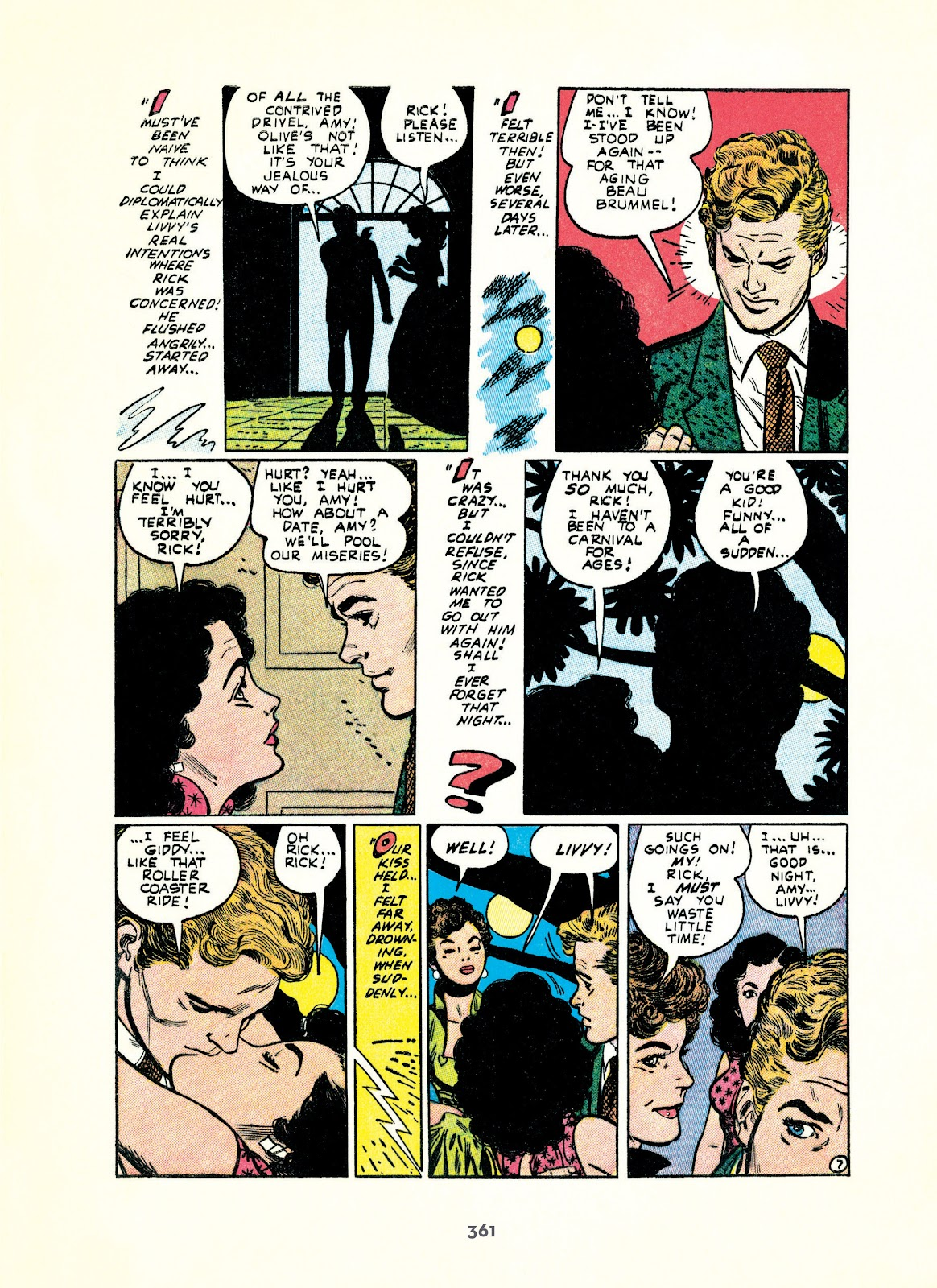 Read online Setting the Standard: Comics by Alex Toth 1952-1954 comic -  Issue # TPB (Part 4) - 62
