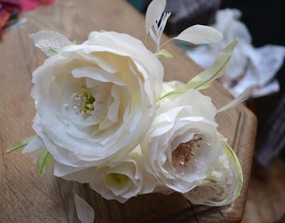 cours bibi et fleurs en soie