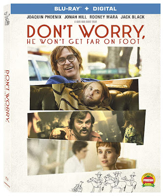 Dont Worry He Wont Get Far On Foot Blu Ray