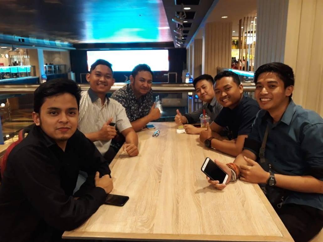 Serunya Gathering KeAMaT di Jakarta