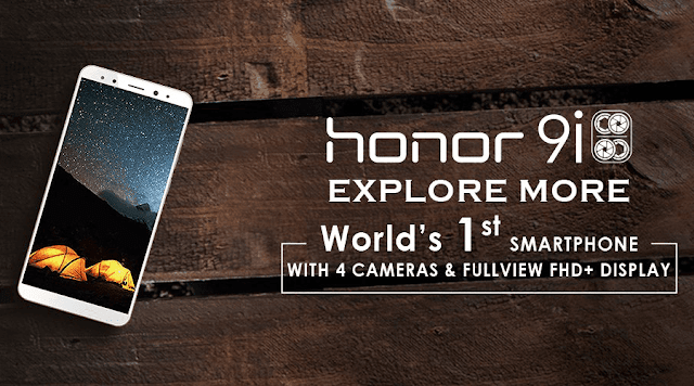 HONOR 9i new launch in india