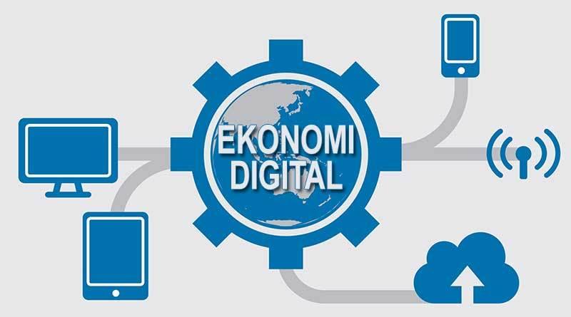 Ekonomi Digital Mampu Serap 10 Juta Tenaga Kerja