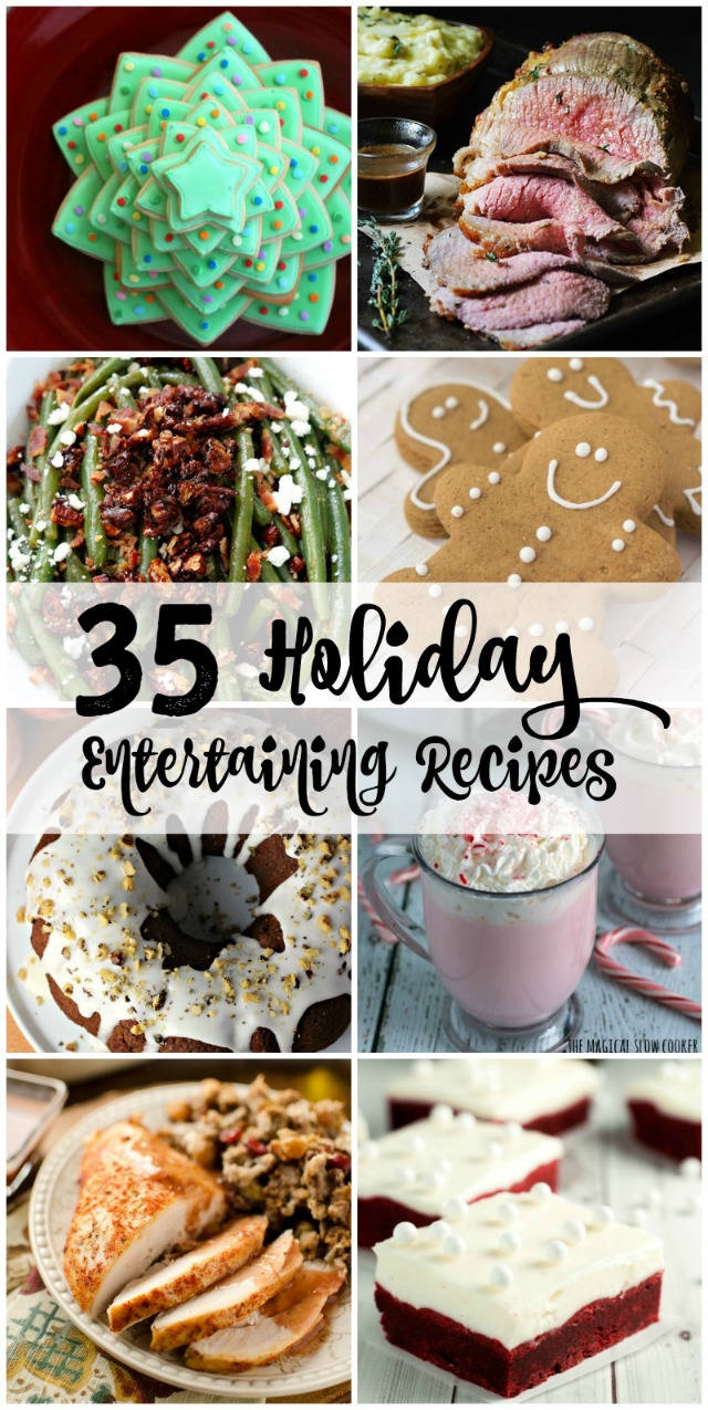 35 Holiday Entertaining Recipes and a $350 Amazon Black Friday Giveaway!