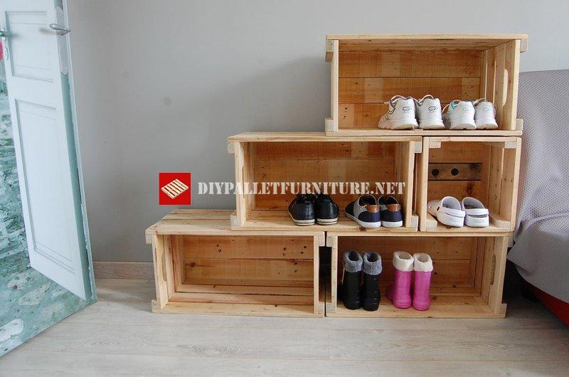 si os han gustado estos mueble hechos con cajas por favor comparte esta publicacin desde muebles de palets os estaremos muy agradecidos - Muebles Con Cajas De Fruta