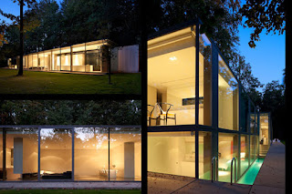Great Glass Residence Design