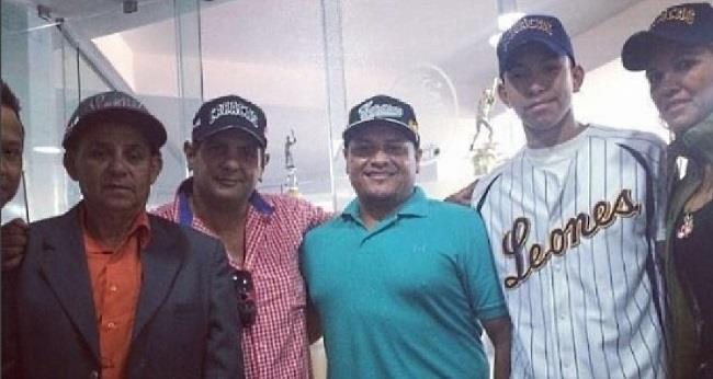 prospectos de #Leones firmaron #MLB