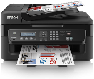 Download Epson WorkForce WF‑2520NF drivers