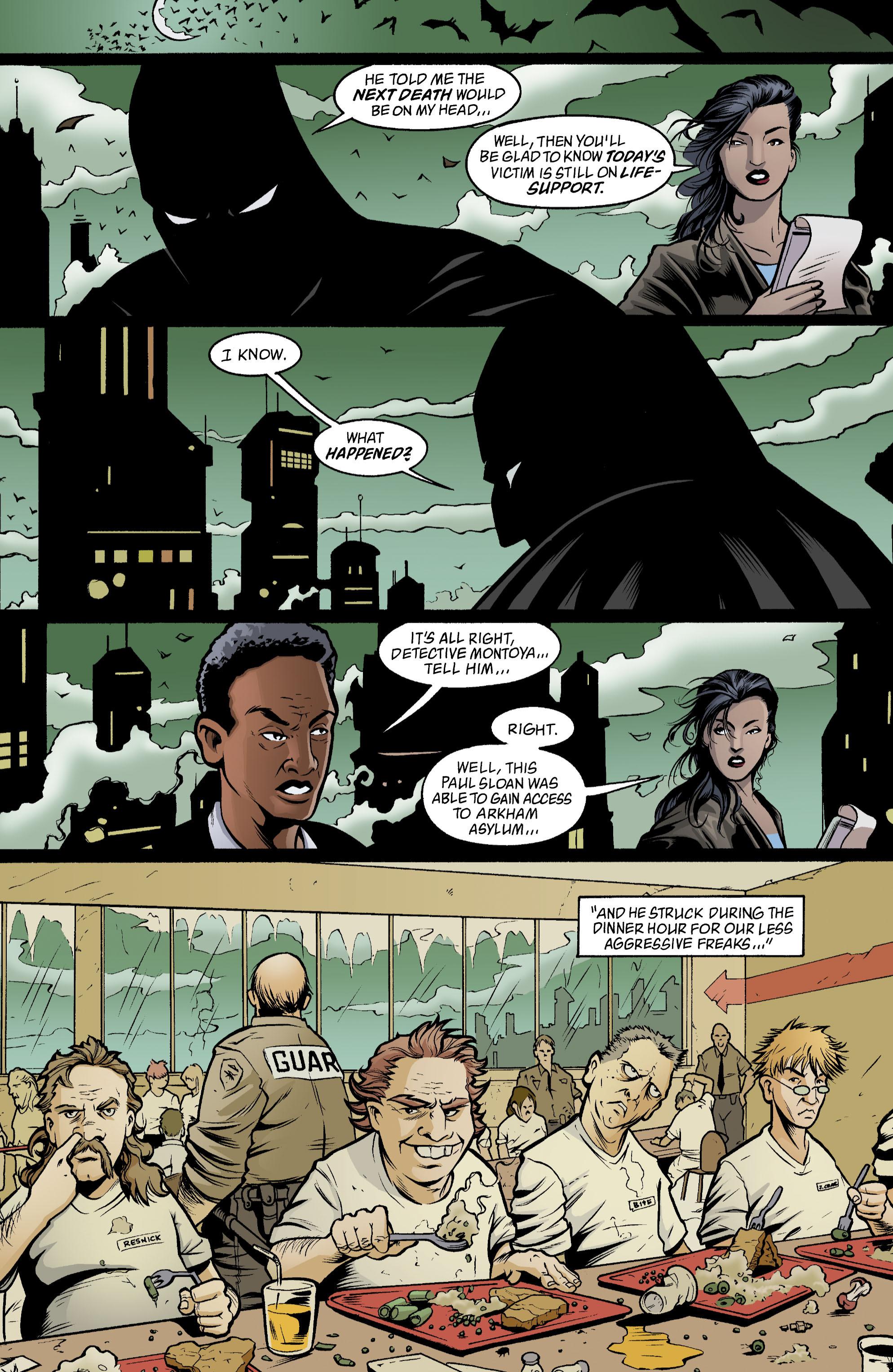 Detective Comics (1937) 780 Page 4