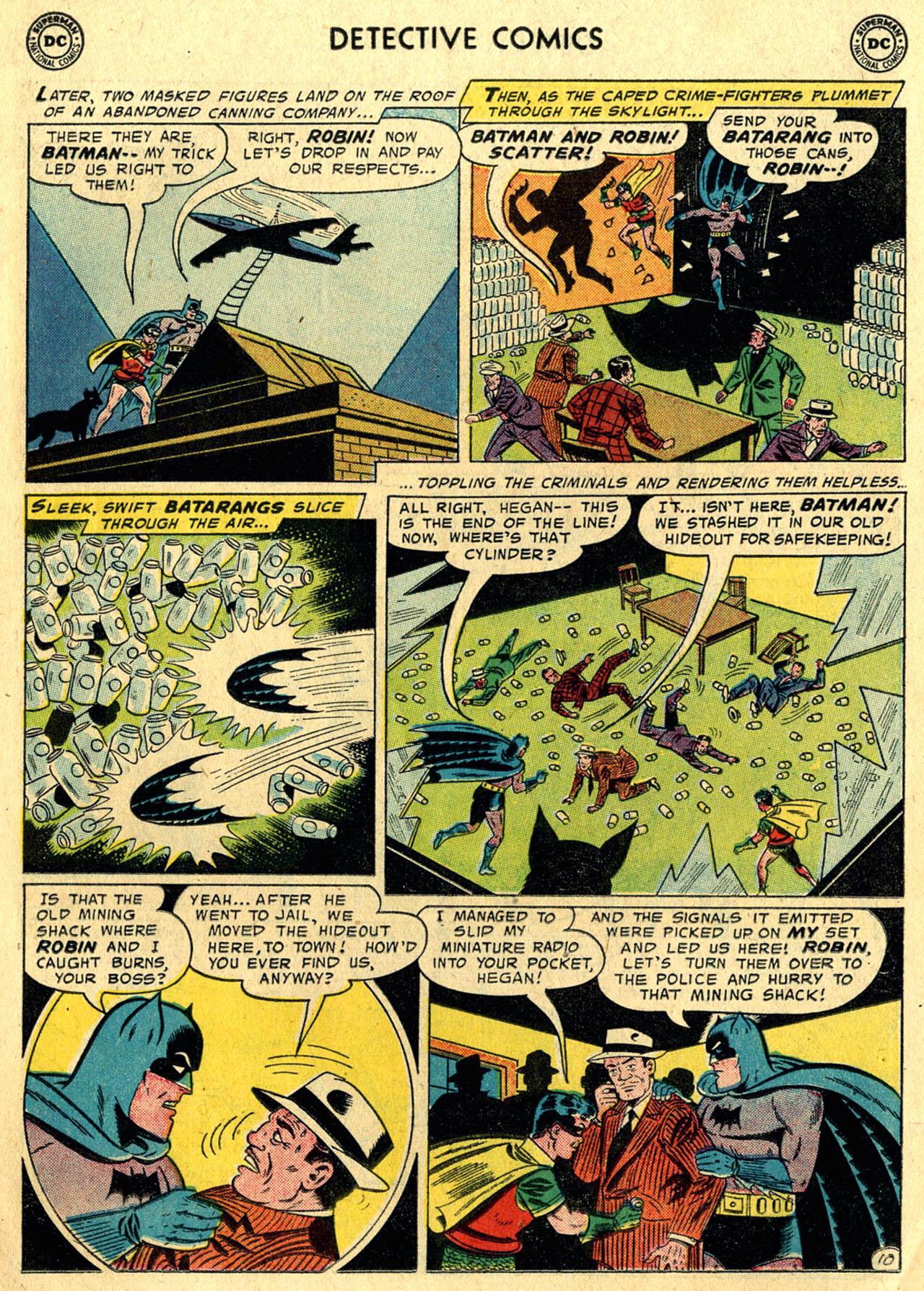 Detective Comics (1937) 254 Page 11
