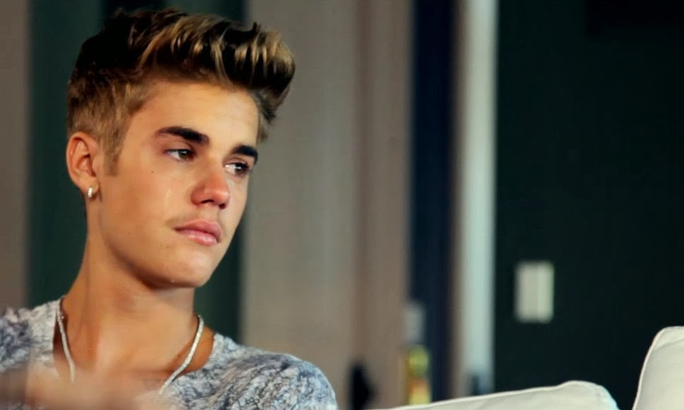 Believe Justin Bieber Crying