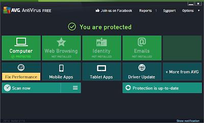avg basic free download