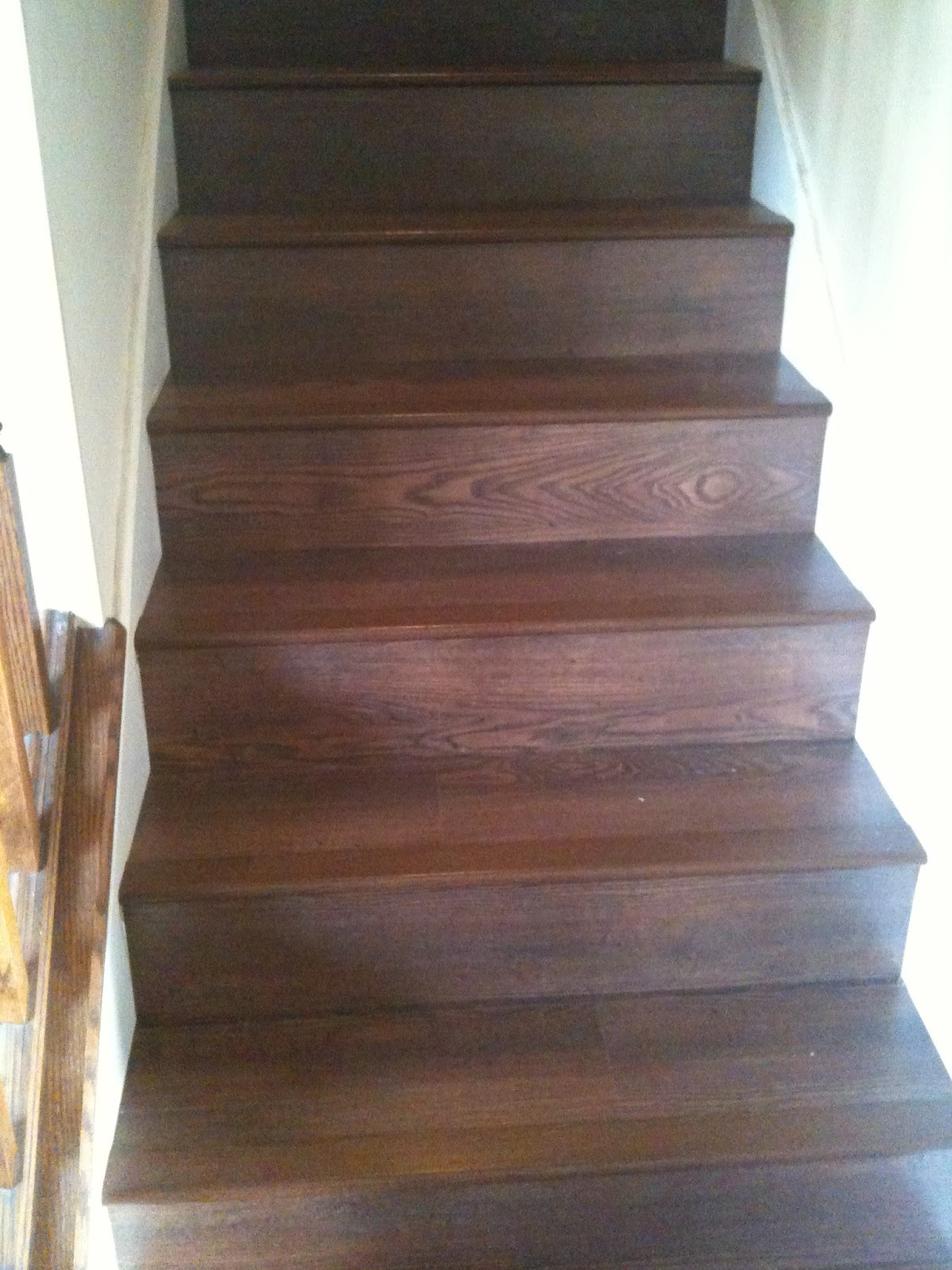 Johnson S Carpet Wood Laminate Stairs