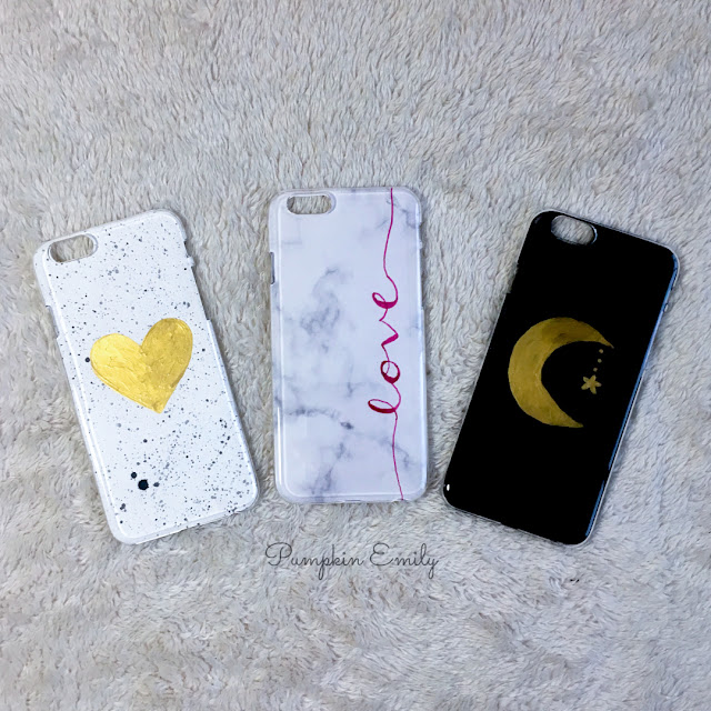 3 Easy Diy Tumblr Phone Case Ideas Pumpkin Emily