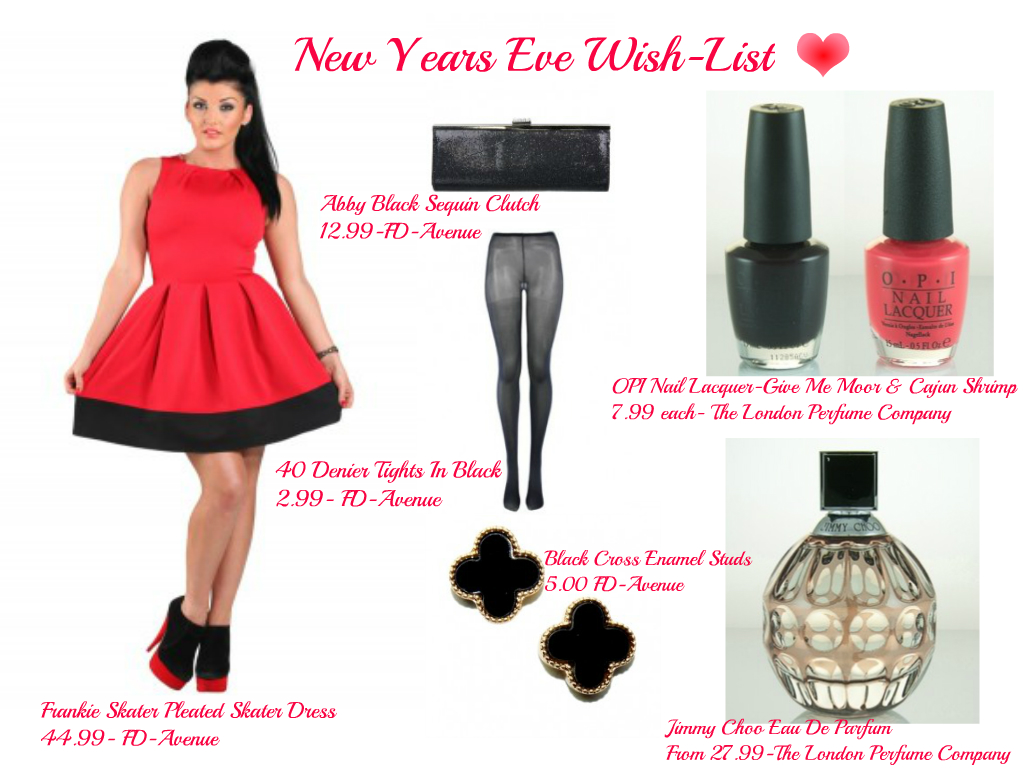 Ohh So Glam: An Outfit Perfect For New Years Eve