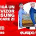 Castiga un televizor SAMSUNG SMART TV 4K ULTRA HD in fiecare zi