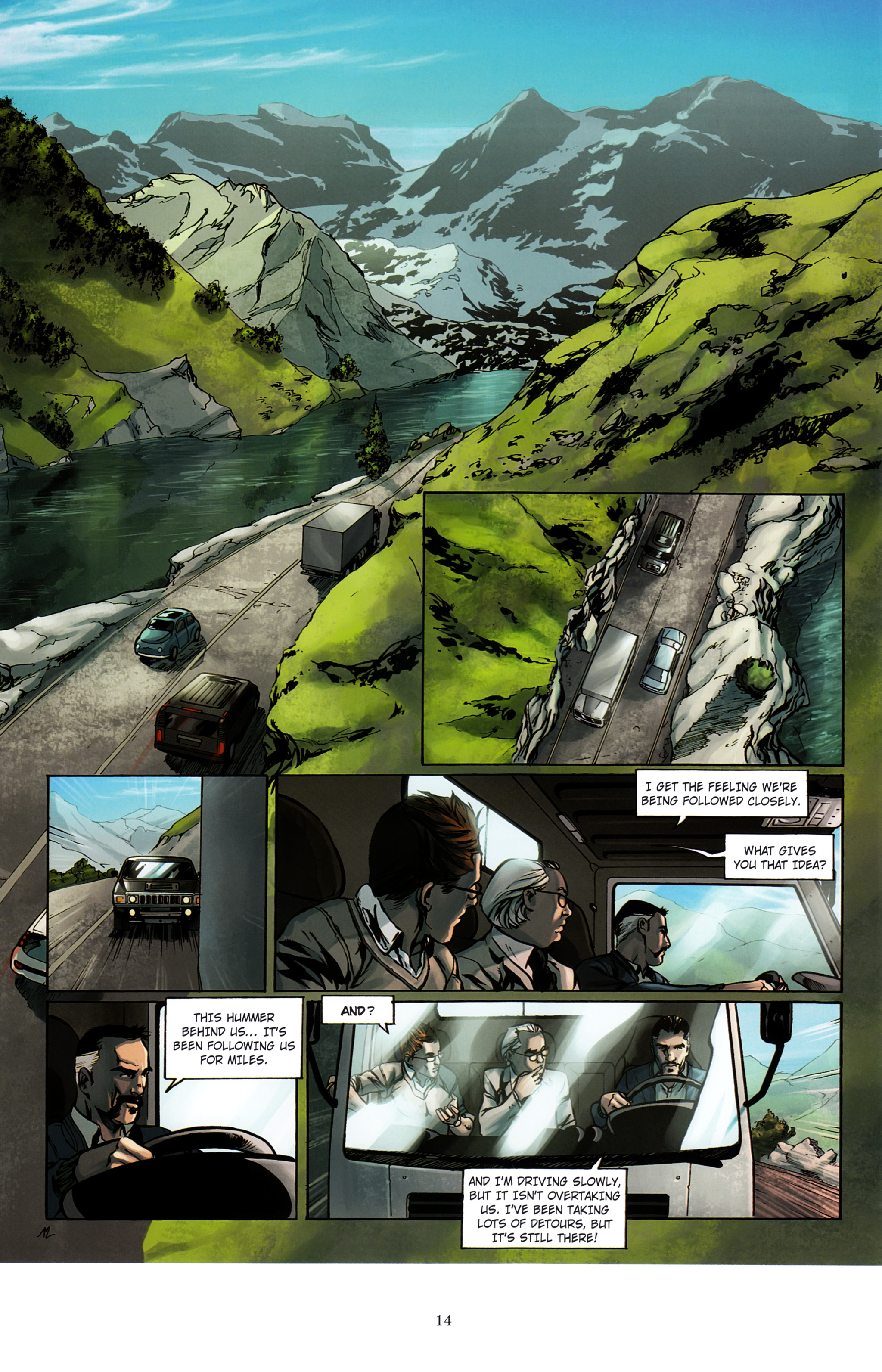 Read online Assassin's Creed (2012) comic -  Issue #2 - 18
