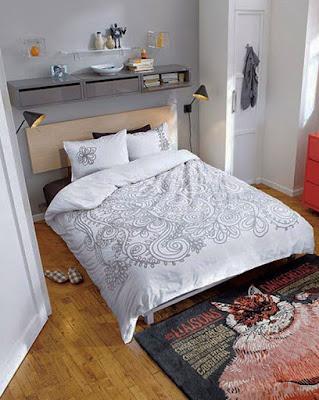 desain kamar tidur minimalis