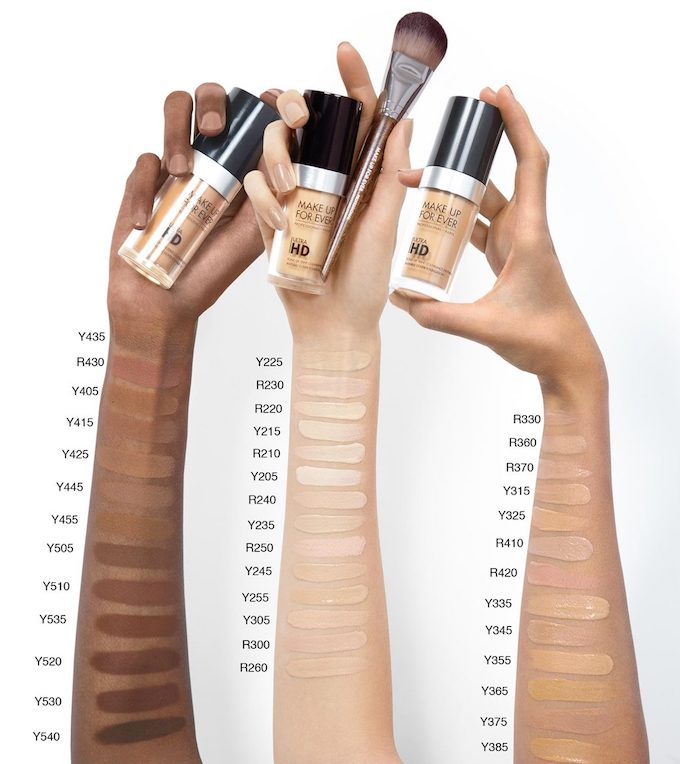 Make Up For Ever Ultra HD Invisible Cover Foundation Swatches, Make Up For Ever Ultra HD Invisible Cover Foundation, Make Up For Ever Ultra HD Fluid Foundation, Make Up For Ever Ultra HD Foundation Make Up For Ever Ultra HD Foundation Review, MUFE Ultra HD, Make Up For Ever Ultra HD Review