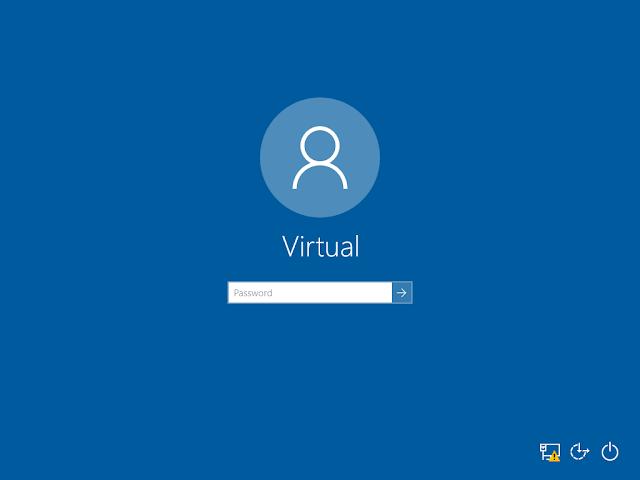 Windows 10, Immagine di sfondo rimossa dalla schermata di logon