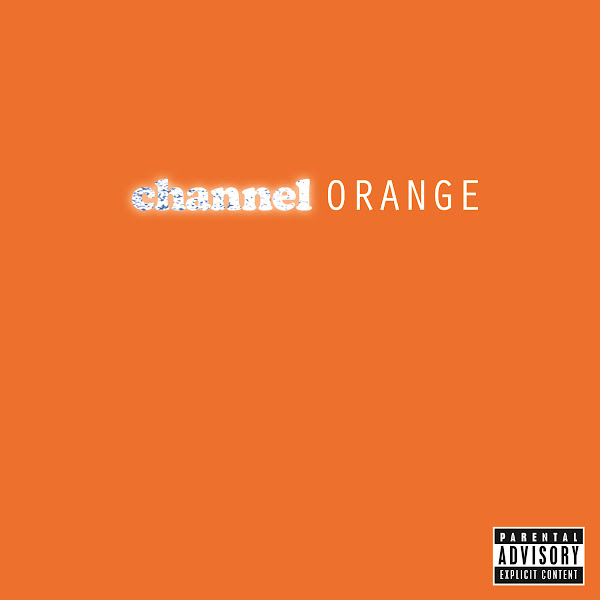 Frank Ocean - Channel ORANGE Cover