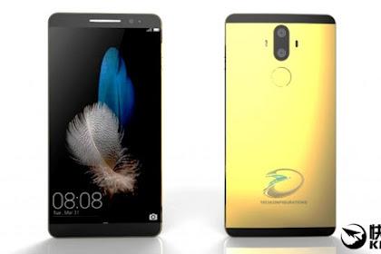 Bocoran Harga Dan Spesifikasi Huawei Mate 9 Yang Siap Meluncur Bulan November