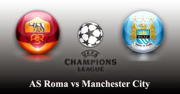 AS Roma vs Manchester City