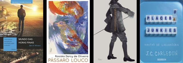 Lançamento de Livros - Setembro / Editora Rocco