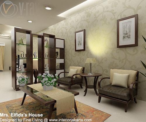 Idea Dekorasi Ruang Tamu