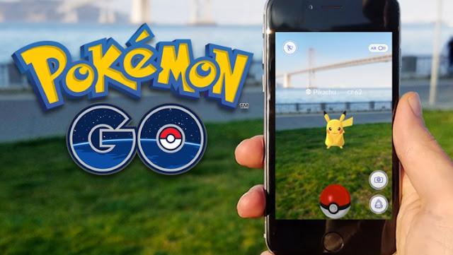 تحميل لعبة بوكيمون جو Pokemon go للاندرويد والايفون اخر اصدار 2018