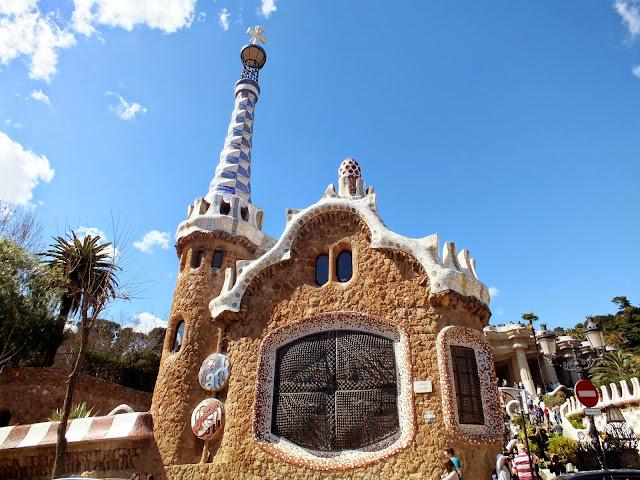 visitar el parque güell en barcelona