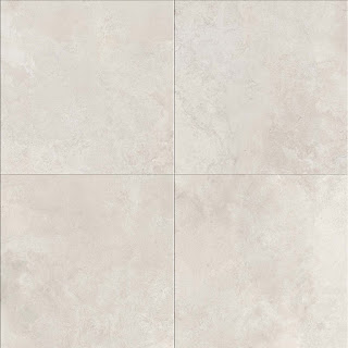 Porcelain floor tiles Alpes Ivory