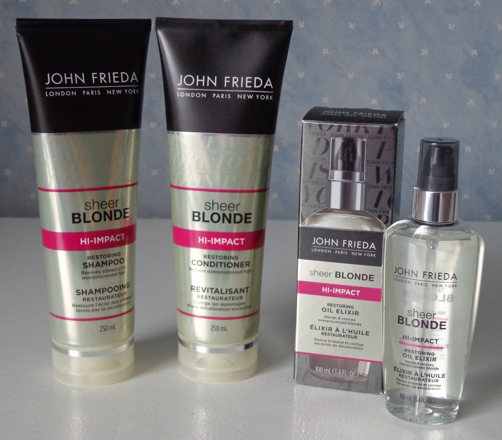 Sheer Blonde Hair Products 75
