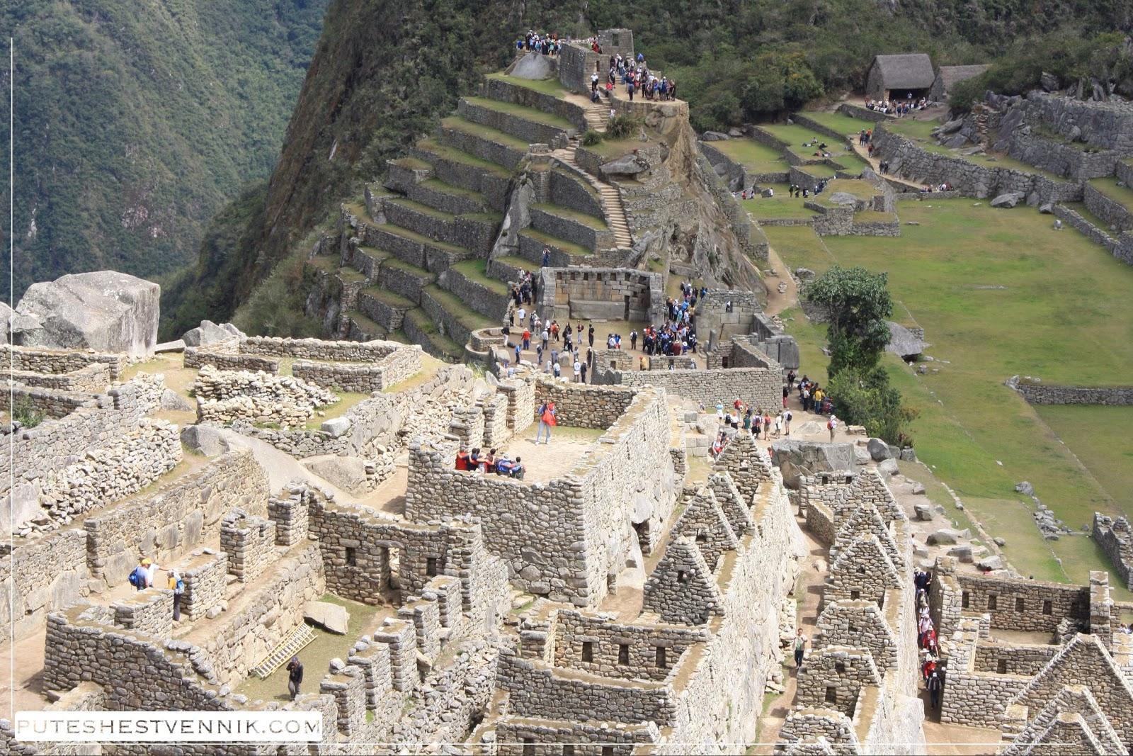 Мачу-Пикчу - древний город инков
