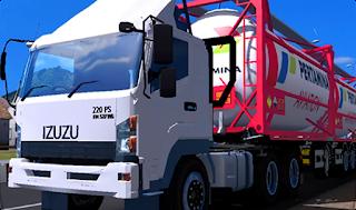 لعبة Truck Simulator 2018 مهكرة كاملة للاندرويد