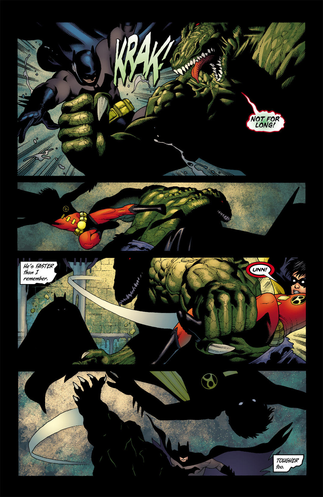 Detective Comics (1937) 819 Page 8