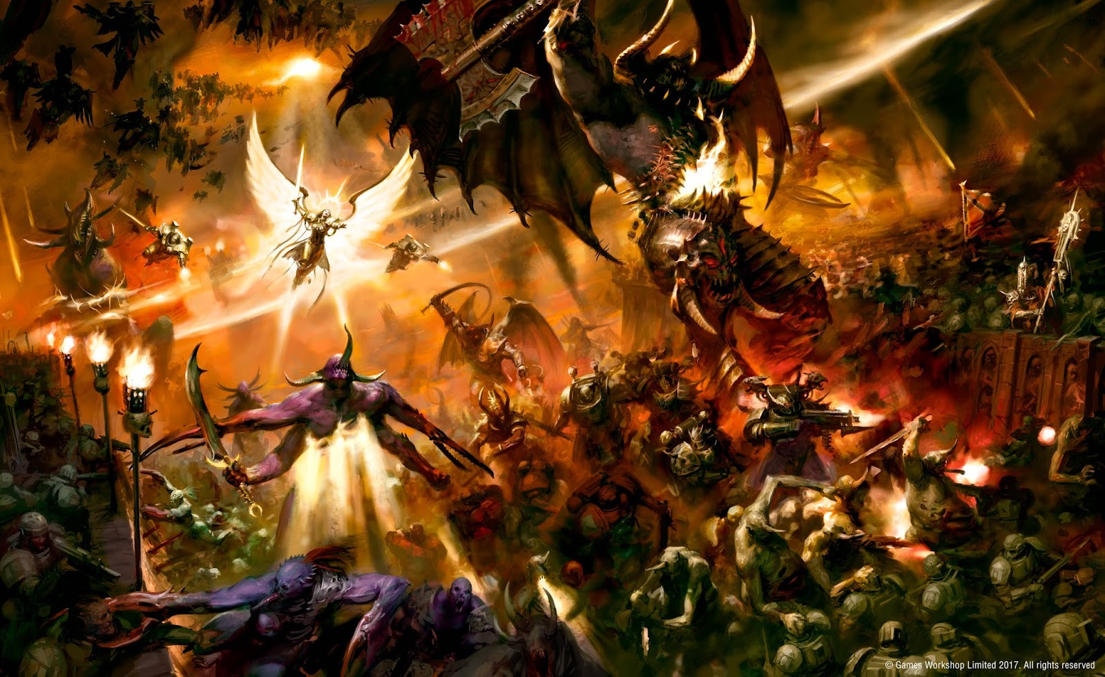 Imperial Knights Astra Militarum And Adeptus Mechanicus Free