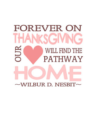 The Best Thanksgiving Quotes