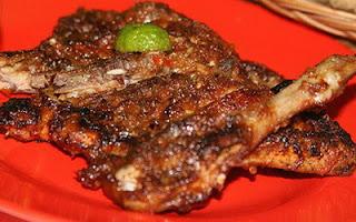 Resep Ayam Bakar Taliwang Khas Lombok NTB