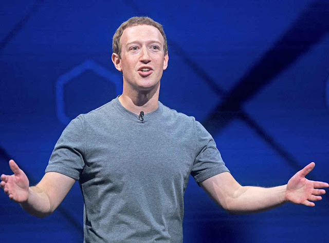 You Can't Block Mark Zuckerberg On Facebook But Something Is Being Done About It