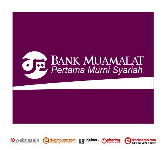 Download Logo Bank Muamalat Format Corel