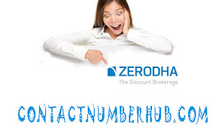 Zerodha Customer Care Contact Number