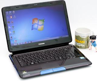 Laptop Bekas Toshiba Satellite E205