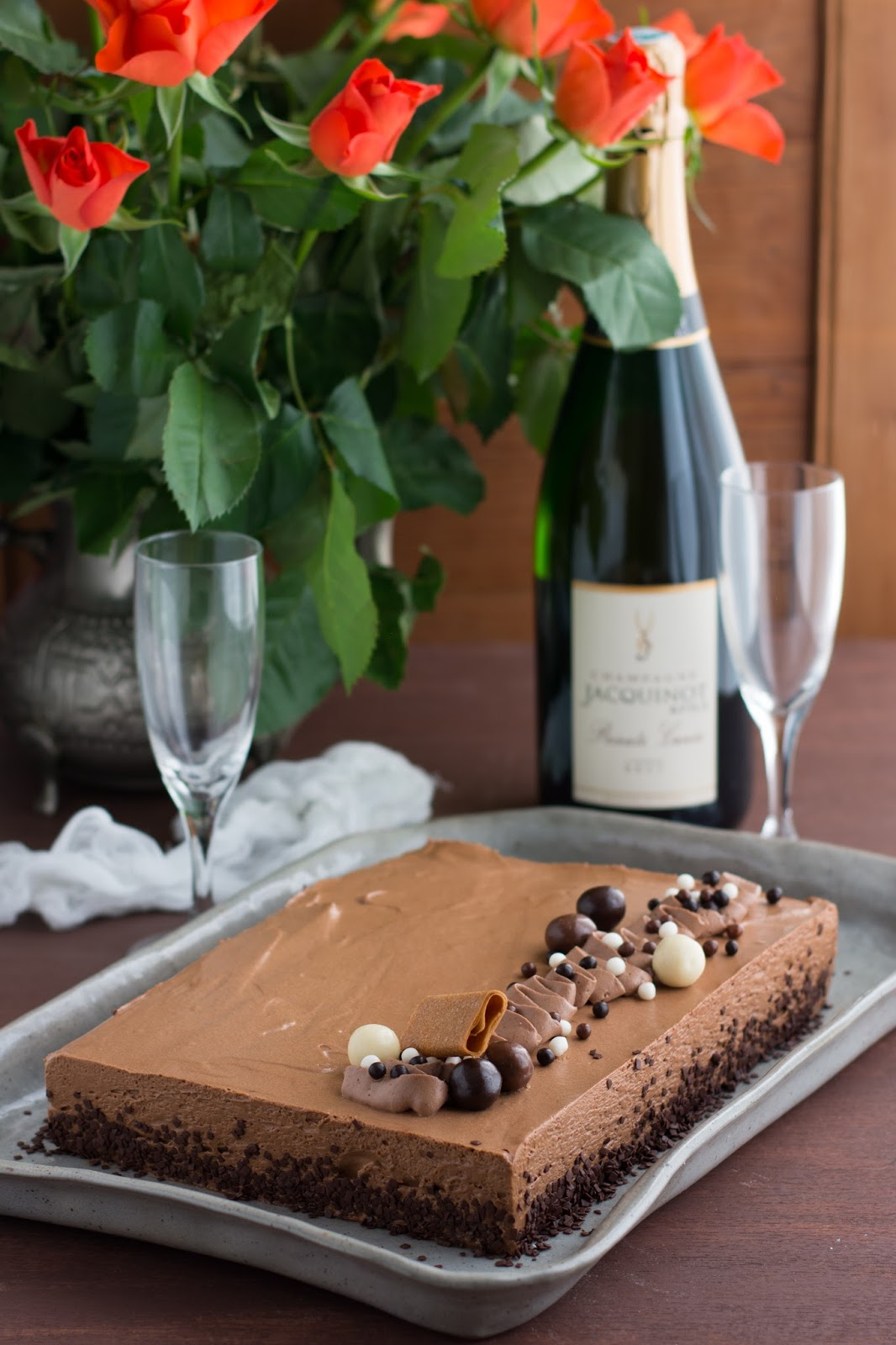 chic chic chocolat royal chocolat nouvelle recette. Black Bedroom Furniture Sets. Home Design Ideas