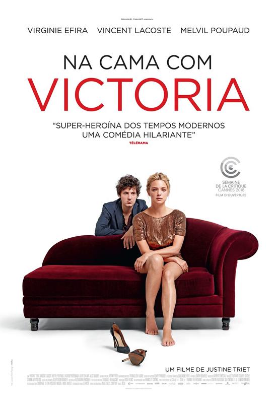 Capa do Filme Na Cama Com Victoria