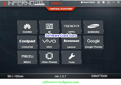 InfernoTool UniTool v1.5.7 Cracked Free Download (Working 100%)