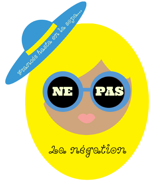 Francés hasta en la sopa...: La négation: NE......PAS