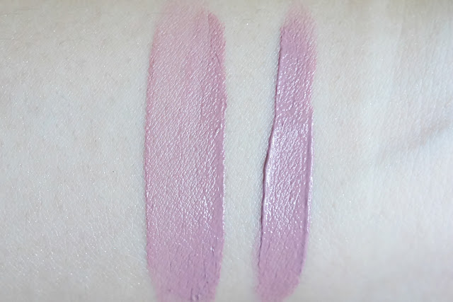 Burberry Liquid Lip Velvet in Fawn Rose No. 09 Swatch