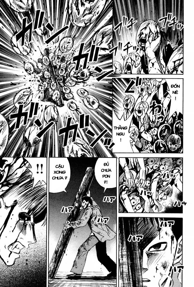 Higanjima chapter 59 trang 3