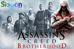 Free Download Game PC Laptop Assassins Creed Brotherhood